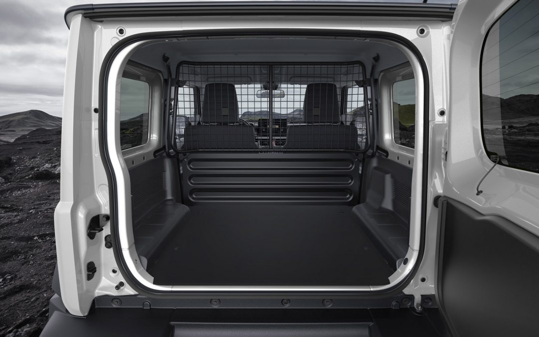 Suzuki Jimny keert terug als snoezig bestelbusje – Autoblog.nl