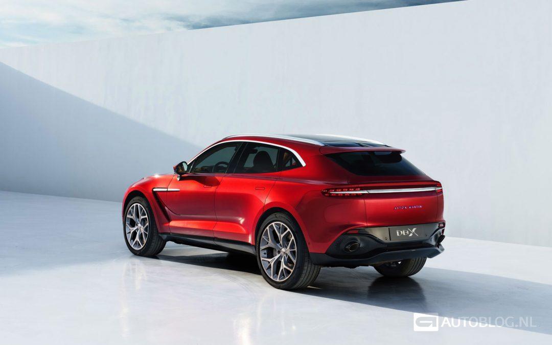 Zo had de Aston Martin DBX eruit moeten zien – Autoblog.nl