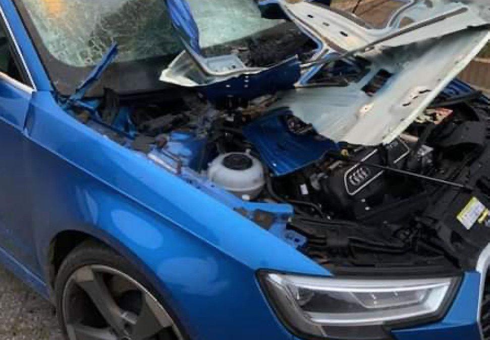 Nederlandse Audi RS3 met vuurwerk aan barrels geblazen – Autoblog.nl