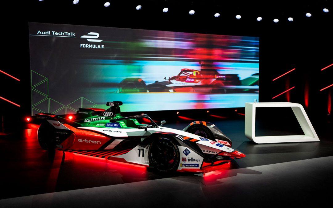 Audi presenteert de nieuwe Formule E-bolide voor 2021 – Autoblog.nl