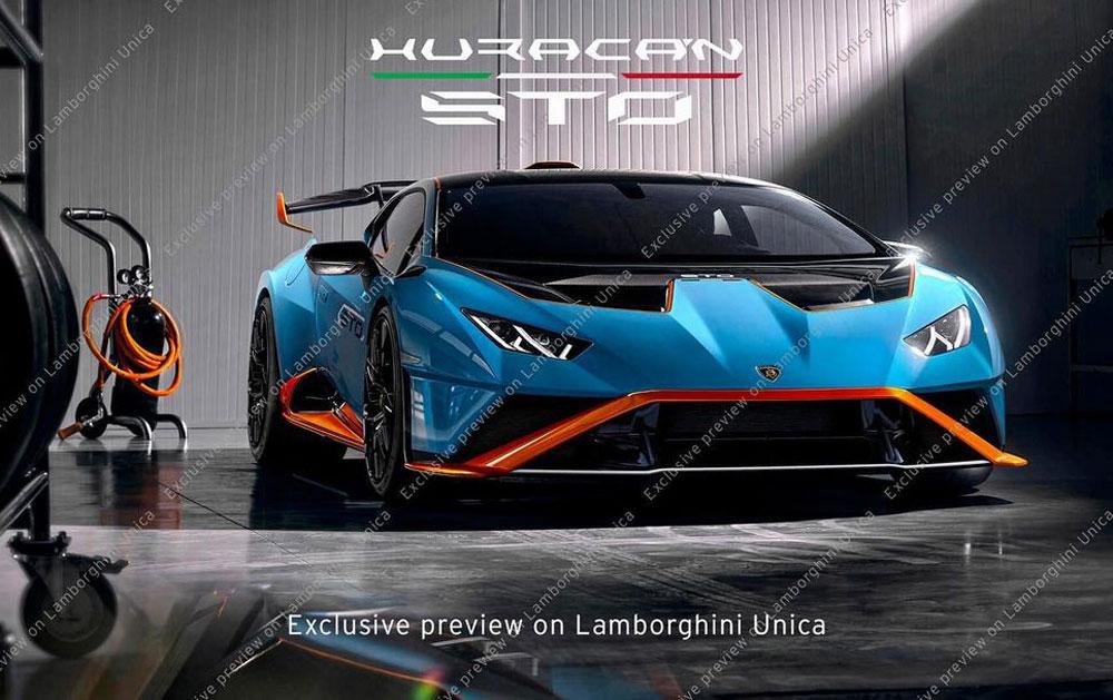 Gelekt: de extreme Lamborghini Huracán STO – Autoblog.nl