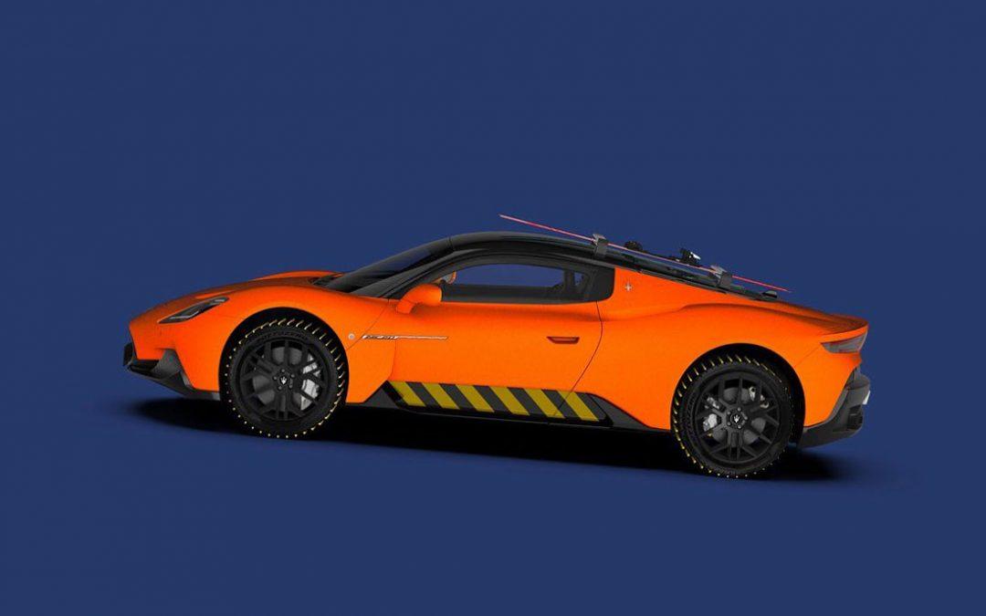 Maserati doet gek met off-road MC20 'Snowcat' – Autoblog.nl