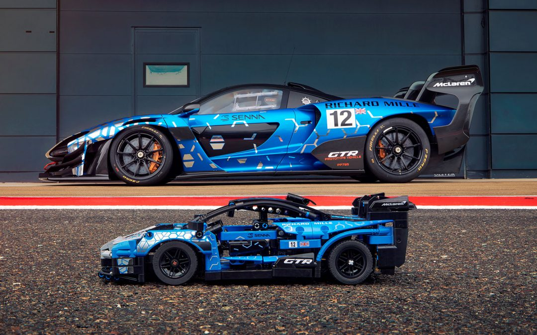 Deze McLaren Senna GTR is perfect als je in quarantaine zit – Autoblog.nl