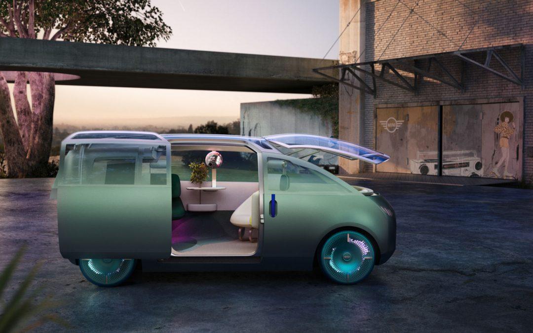 Dit is MINI's interpretatie van de Microbus – Autoblog.nl