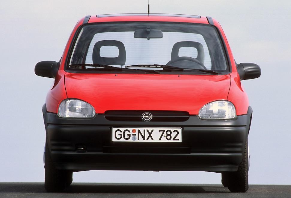 Officieel: Opel Corsa B is nu een heuse zeldzaamheid – Autoblog.nl