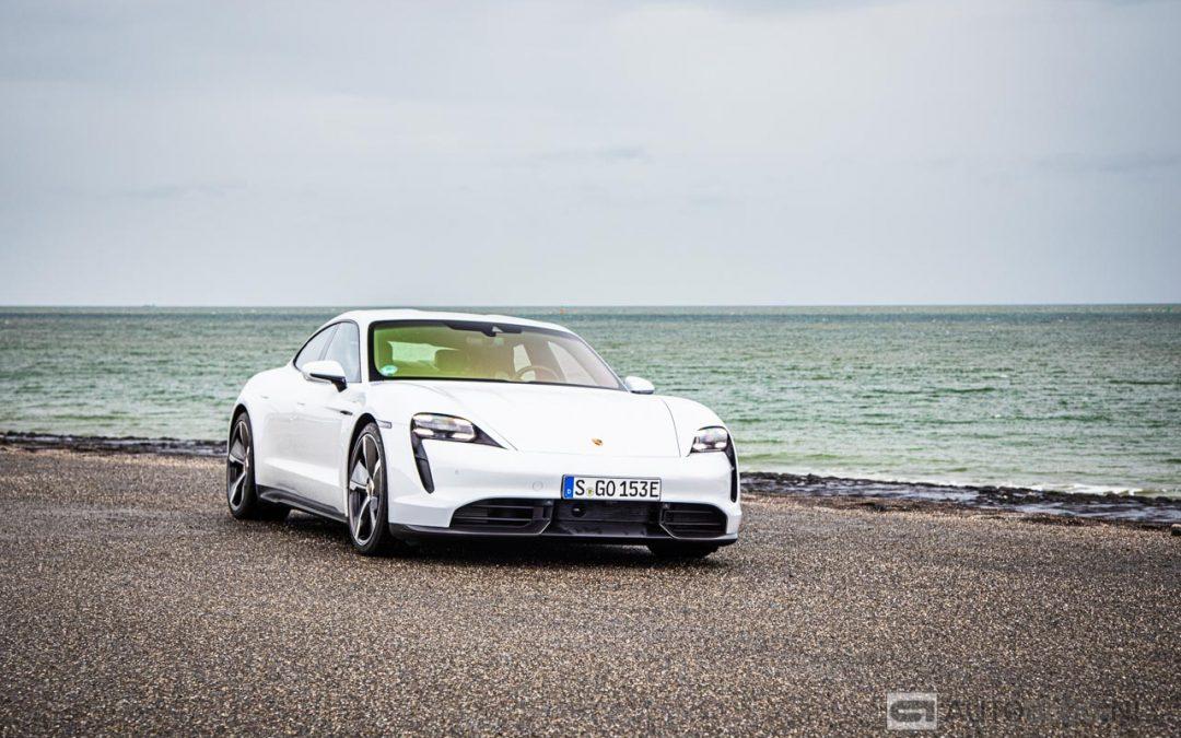 Volgens Porsche zit er een stukje bestelwagen in de Taycan – Autoblog.nl