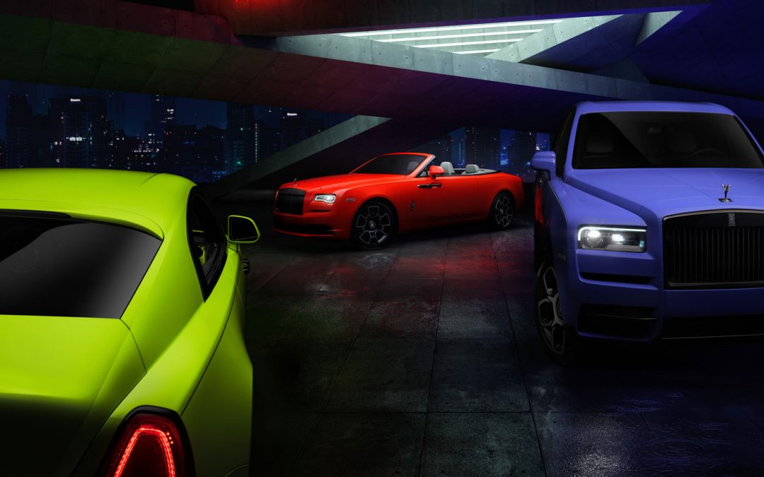 Deze Rolls-Royces schreeuwen om aandacht – Autoblog.nl