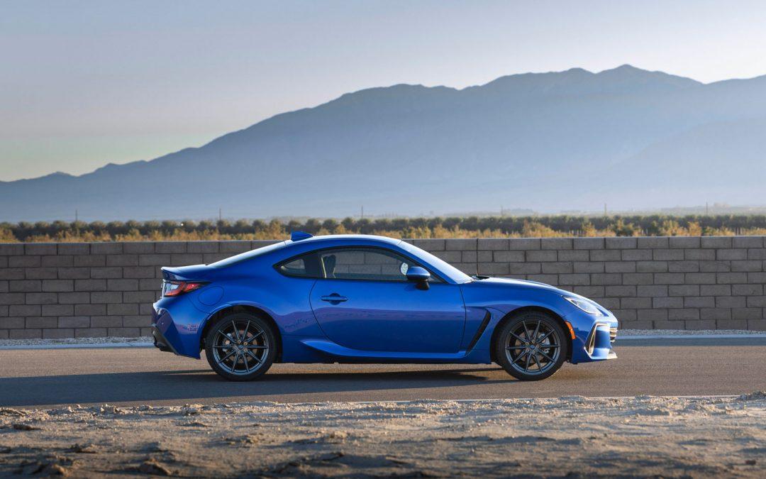 Subaru legt uit waarom de BRZ geen turbo heeft – Autoblog.nl