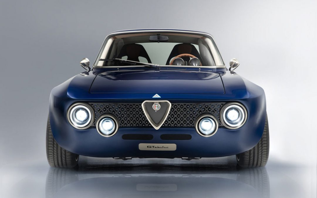Deze Alfa Romeo Giulia GT is een schone schoonheid – Autoblog.nl