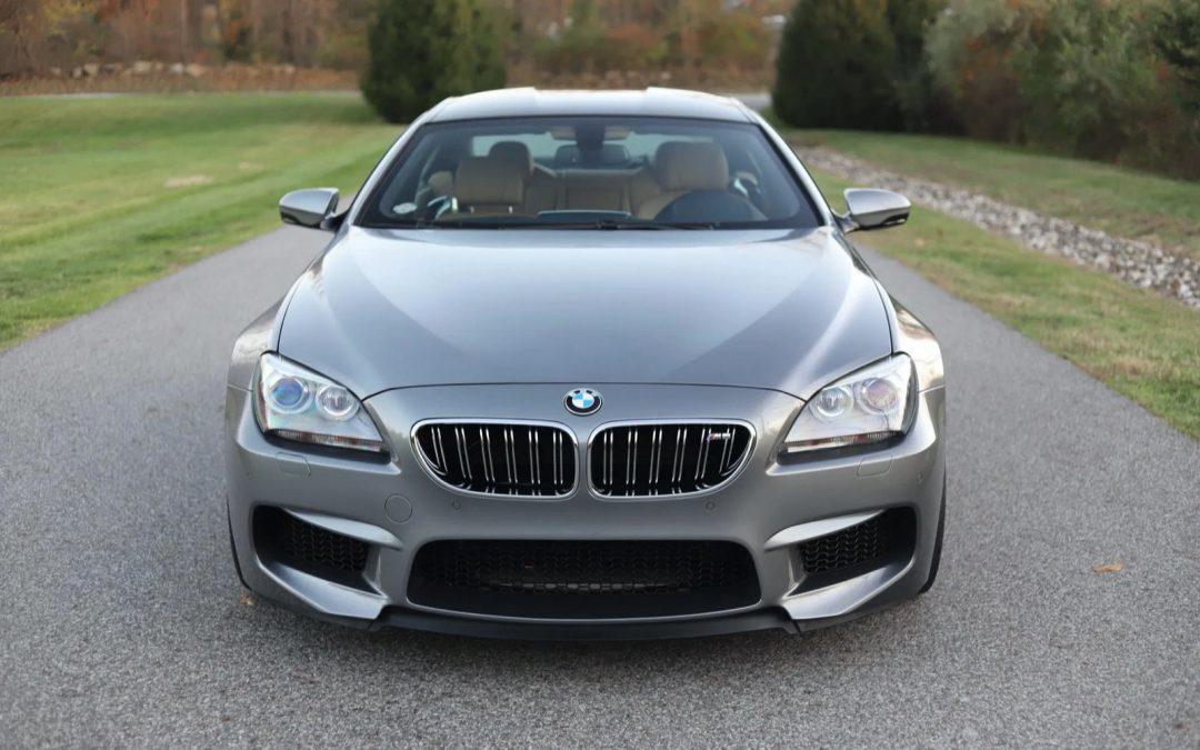 BMW M6 GC met handbak is de ultieme occasion – Autoblog.nl