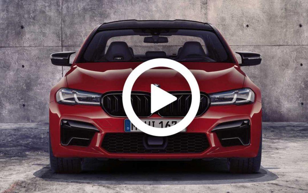 Video – aan boord van de nieuwe BMW M5 CS – Autoblog.nl