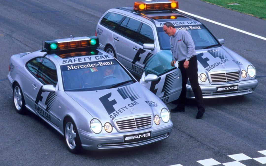 F1 safetycars van Mercedes door de jaren heen – Autoblog.nl