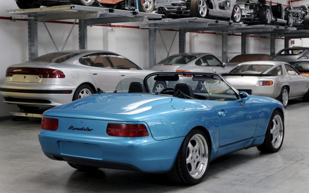 Dit zijn de gaafste vergeten Porsche prototypes – Autoblog.nl