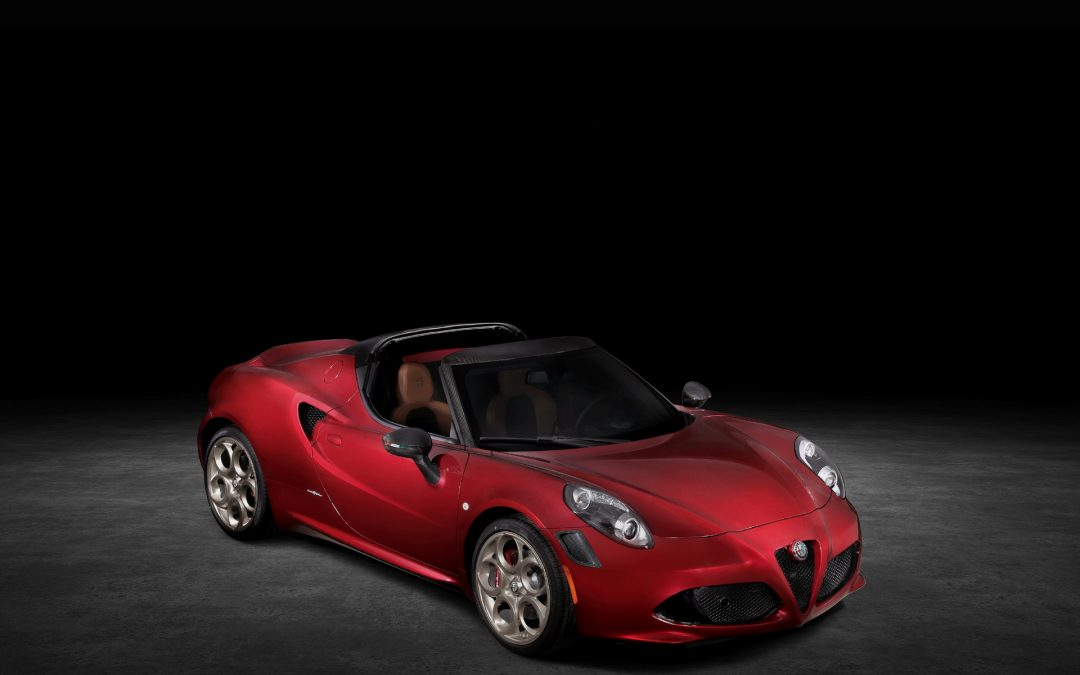 Stopt Alfa Romeo nu écht met de 4C? – Autoblog.nl