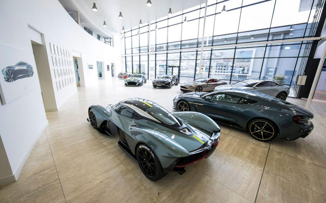 Aston Martin onder vuur vanwege fake news-onderzoek – Autoblog.nl
