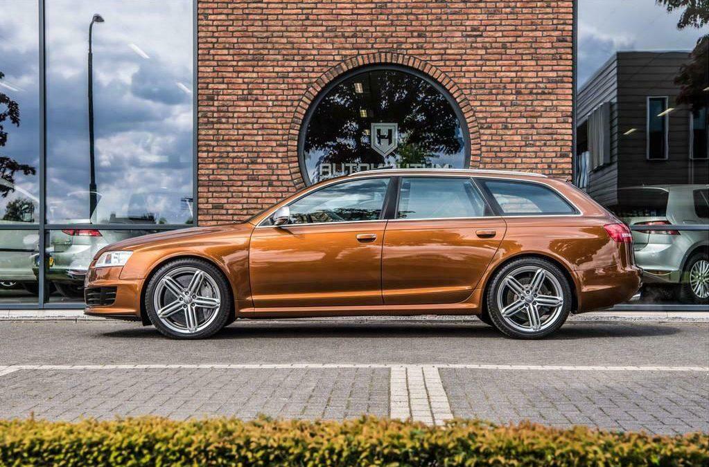 Deze Audi RS6 C6 MTM met 742 pk is geen sleeper – Autoblog.nl