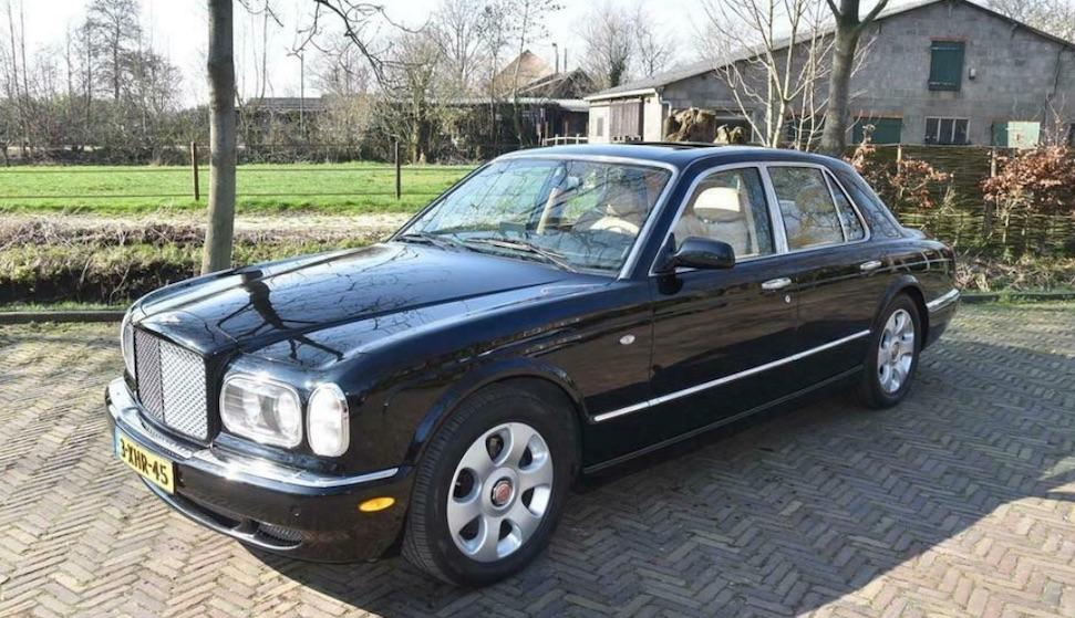 Dit is de goedkoopste Bentley Arnage van Marktplaats – Autoblog.nl