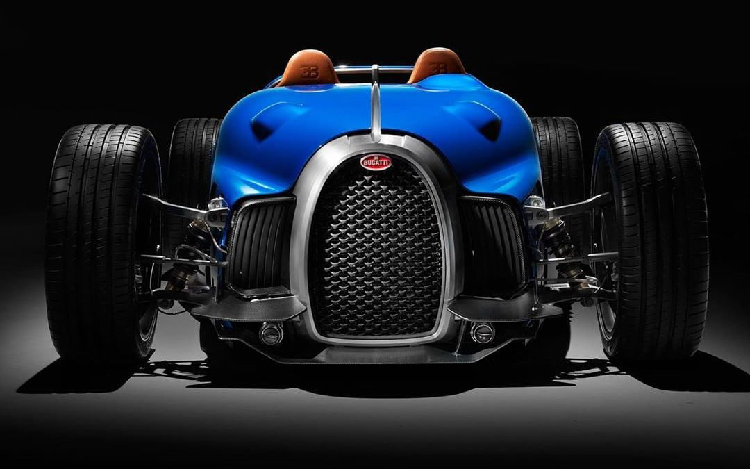 Bugatti 35 Type D is fantastische retrocreatie – Autoblog.nl
