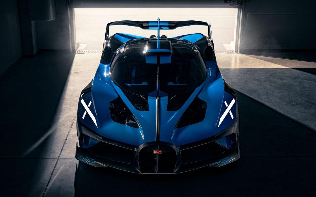 In beeld: een échte Bugatti Bolide – Autoblog.nl