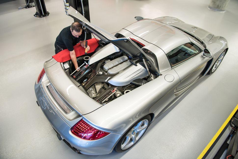 Waarom deze Porsche Carrera GT al 78 keer herbouwd is – Autoblog.nl