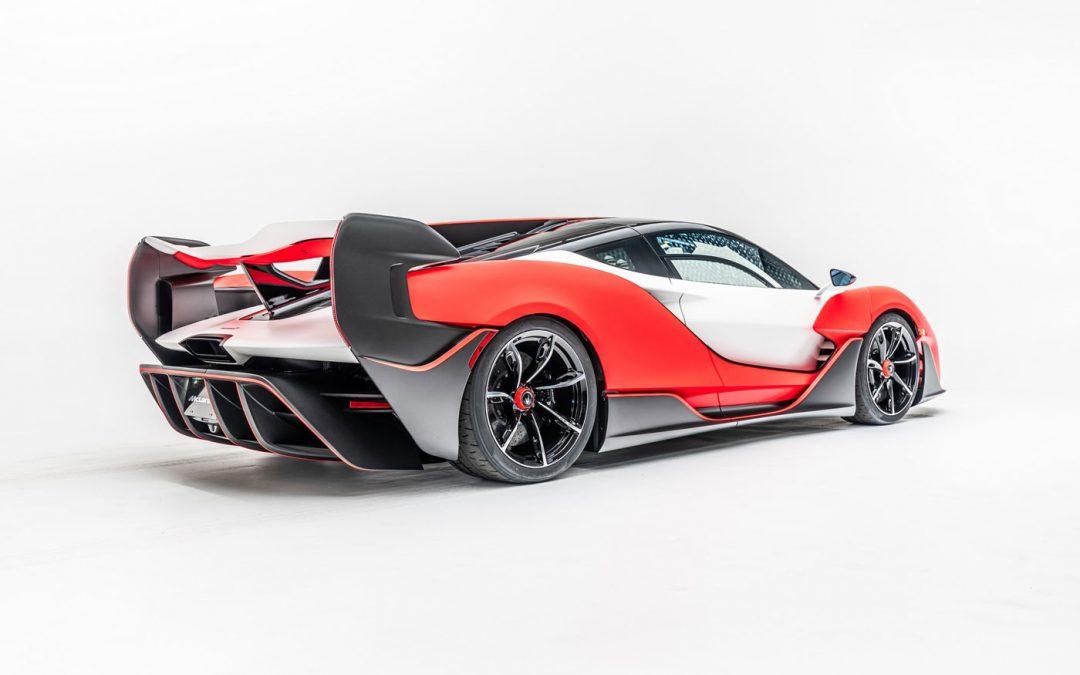 Officieel: de bloedsnelle McLaren Sabre – Autoblog.nl