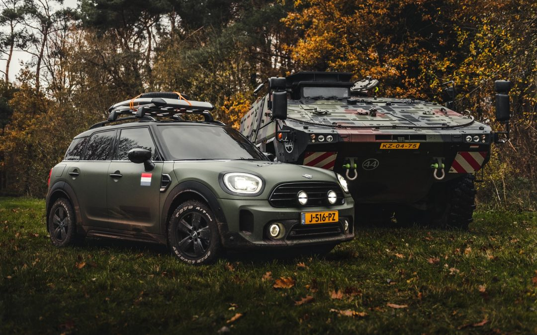 Is deze Mini Crossman perfect voor de Landmacht? – Autoblog.nl