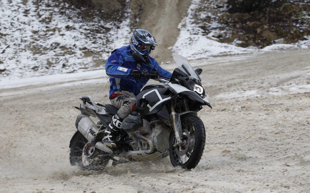 Motorrijden in de winter betekent aanpassen – Autoblog.nl