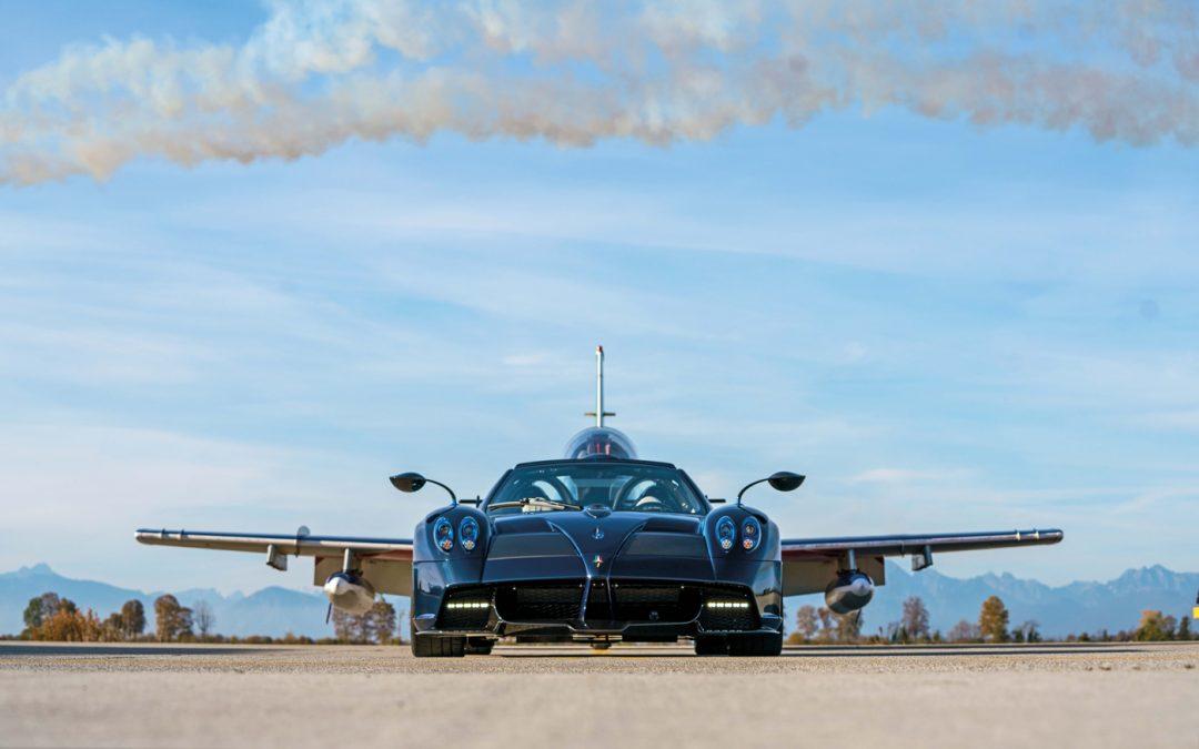 Pagani Huayra Tricolore is een straaljager op wielen – Autoblog.nl