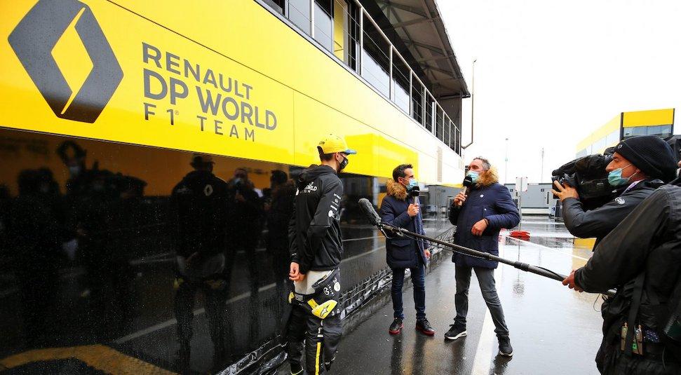 Racing Point en Renault voelen de liefde even niet – Autoblog.nl