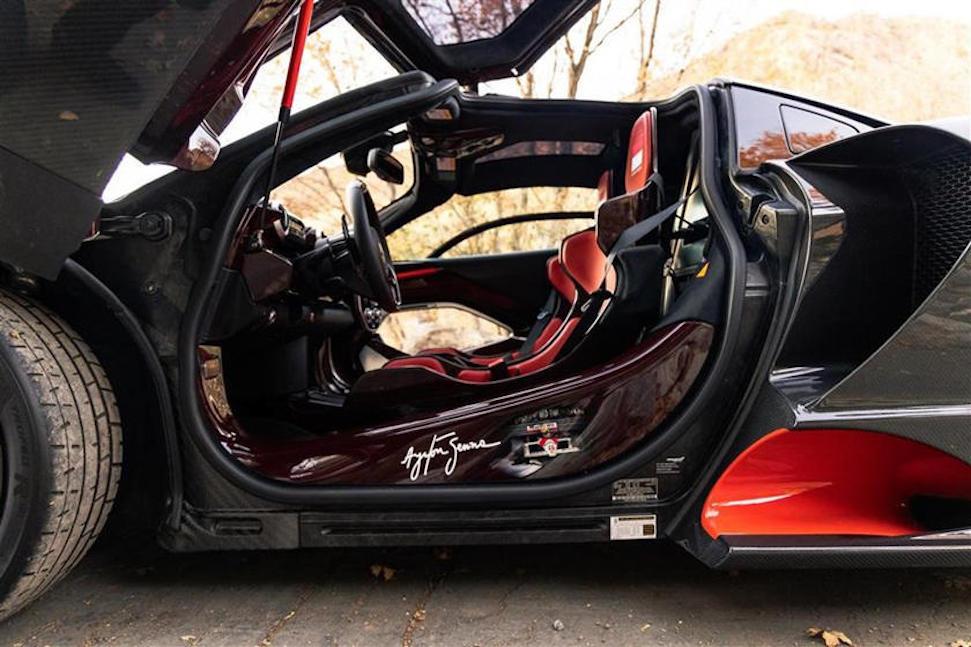 Koop de McLaren Senna XP van Post Malone – Autoblog.nl