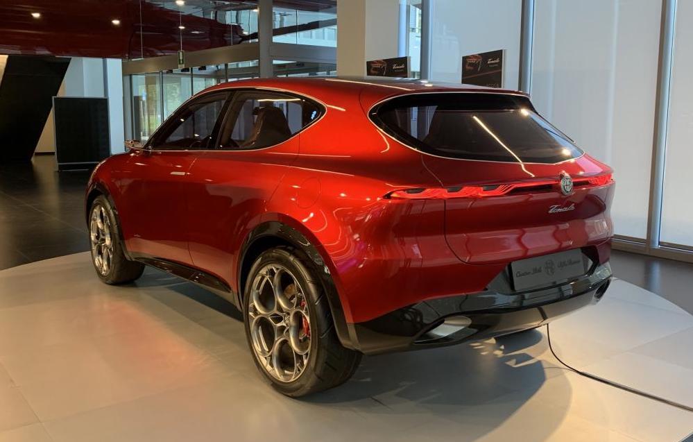 """Kleine SUV Alfa Romeo gaat Brennero heten"" – Autoblog.nl"