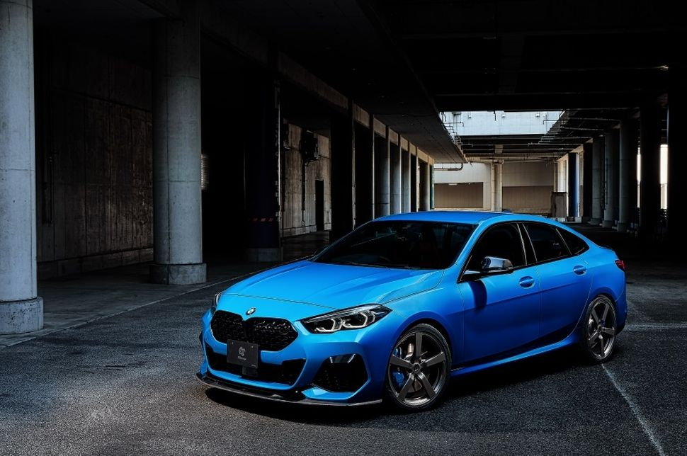Kan subtiele tuning de BMW 2 Serie Gran Coupé redden? – Autoblog.nl