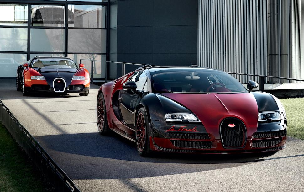 Het mega grote Bugatti Veyron overzicht – Autoblog.nl