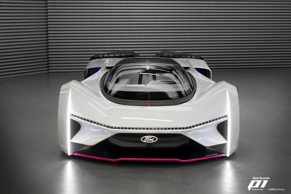 'Digitale racer' Fordzilla P1 bestaat nu ook echt – Autoblog.nl