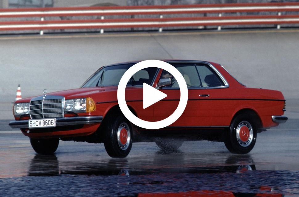 Video – hoe hard kan een Mercedes uit 1984 nog? – Autoblog.nl