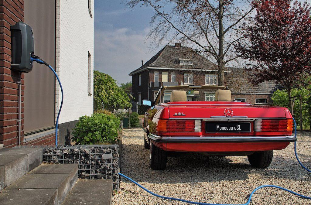 Baas oldtimerclub: elektrische oldtimers zijn vreselijk – Autoblog.nl