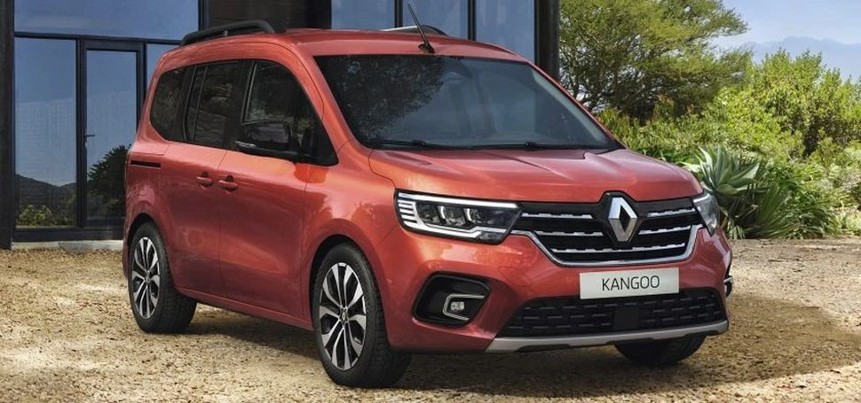 Gelekt: de nieuwe Renault Kangoo MPV vanuit alle hoeken – Autoblog.nl