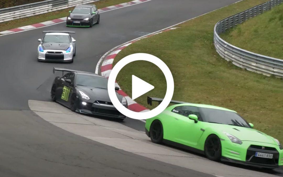 Video – vetste momenten van 2020 op de Nürburgring – Autoblog.nl