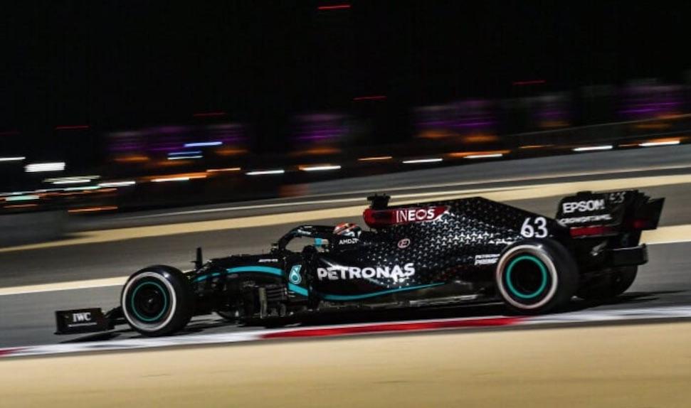"""Hamilton: """"Russell heeft mijn auto vernaggeld"""" – Autoblog.nl"""