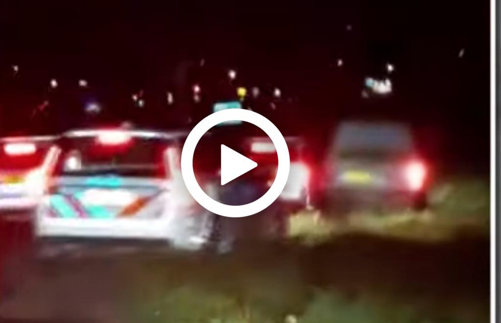 Politieachtervolging: verdachte met lachgas wil niet stoppen – Autoblog.nl