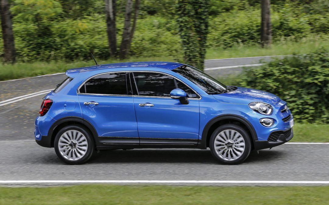 Fiat wil met 500X Cabrio de VW T-Roc cabrio verslaan – Autoblog.nl