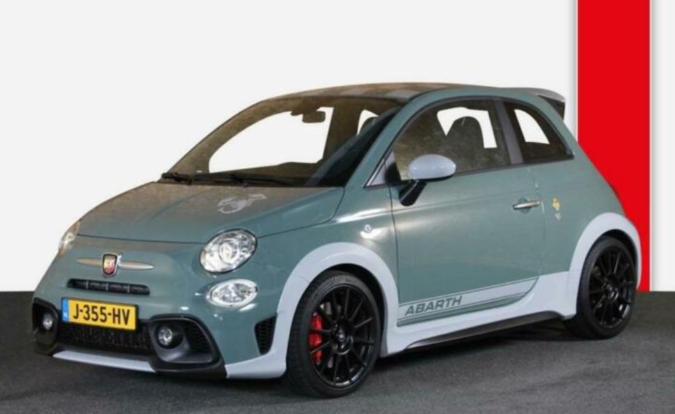 Dit is de duurste Fiat 500 van Marktplaats – Autoblog.nl