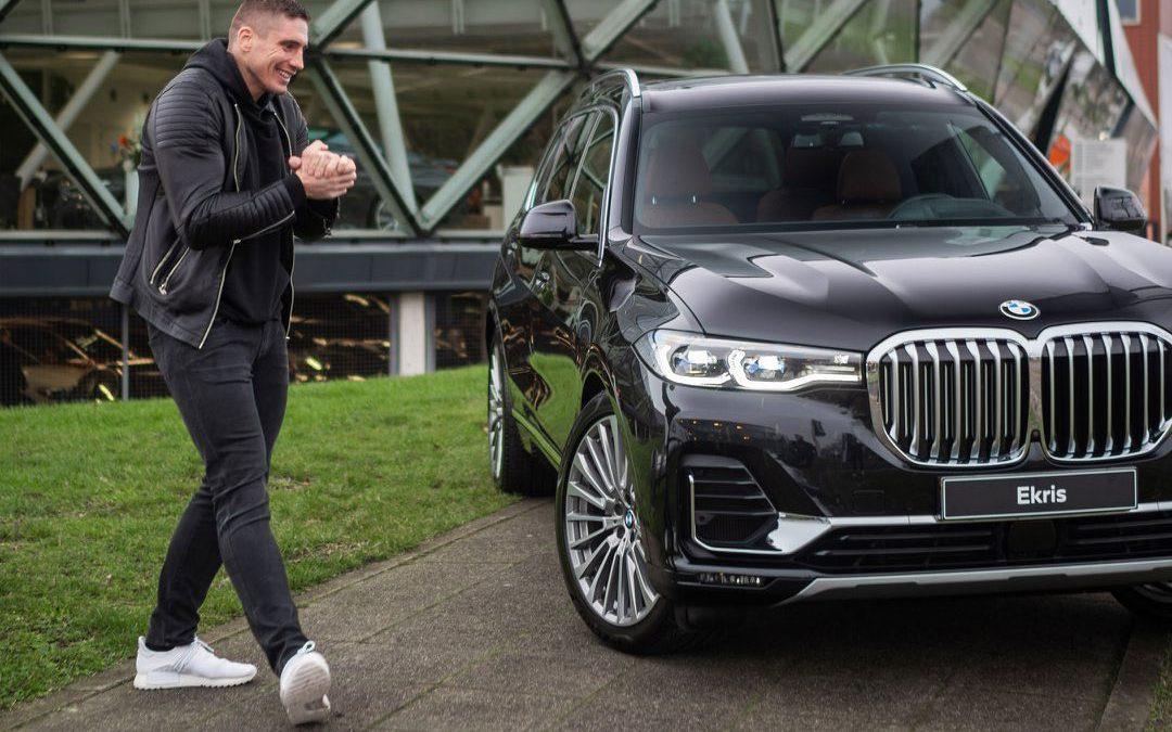 Rico Verhoeven gaat voor de grootste BMW – Autoblog.nl