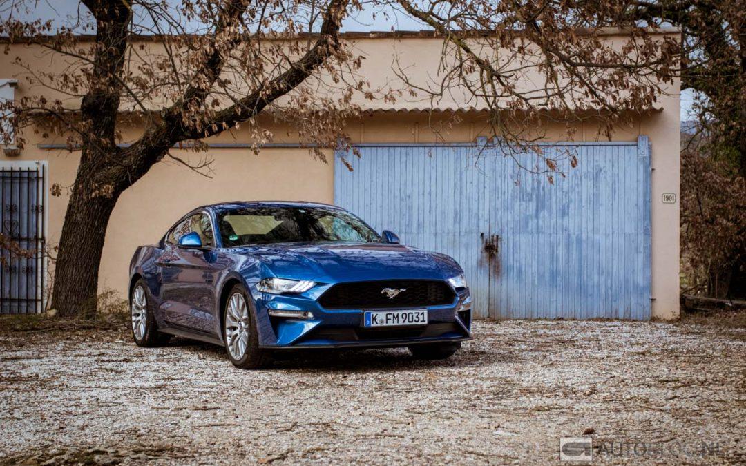 Ford-ontwerper Moray Callum (Mustang, GT) met pensioen – Autoblog.nl