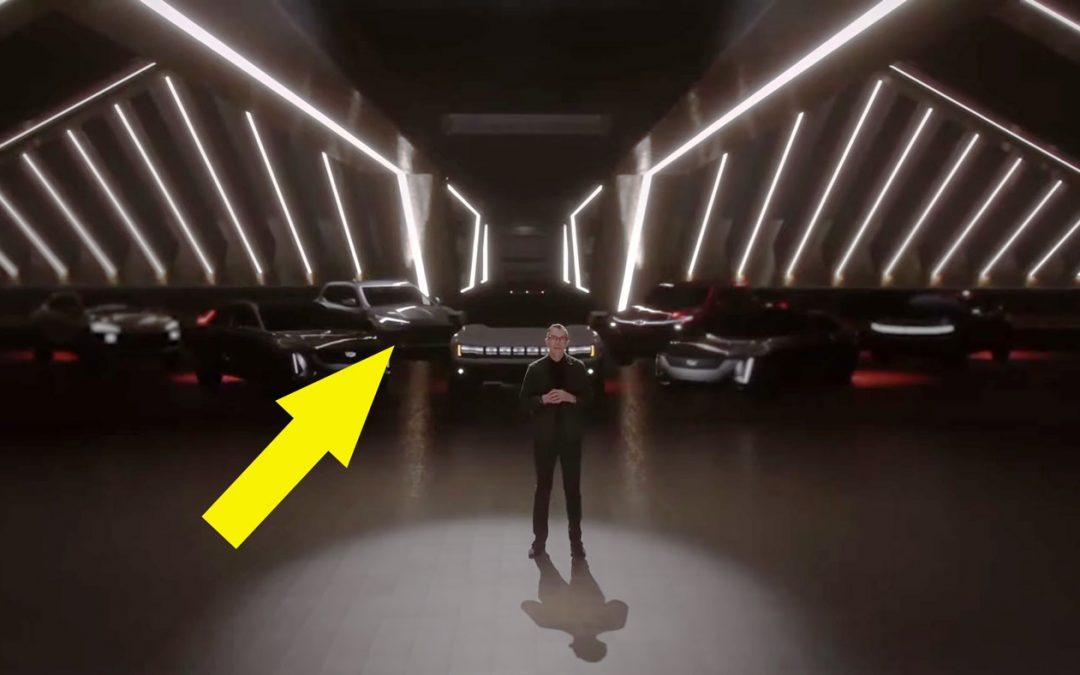 Wordt ook de Corvette een elektrische SUV? – Autoblog.nl