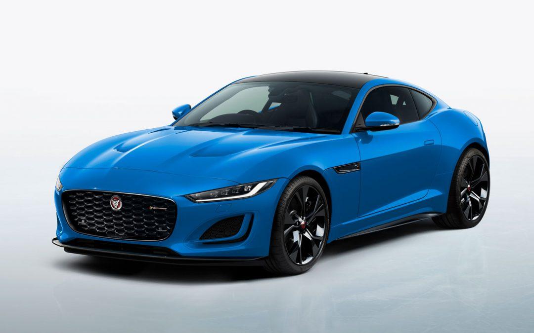 Jaguar F-Type Reims Edition heeft een Frans tintje – Autoblog.nl