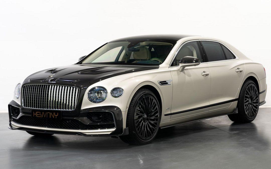Je kunt nu voor €80k je Bentley Flying Spur verpesten – Autoblog.nl