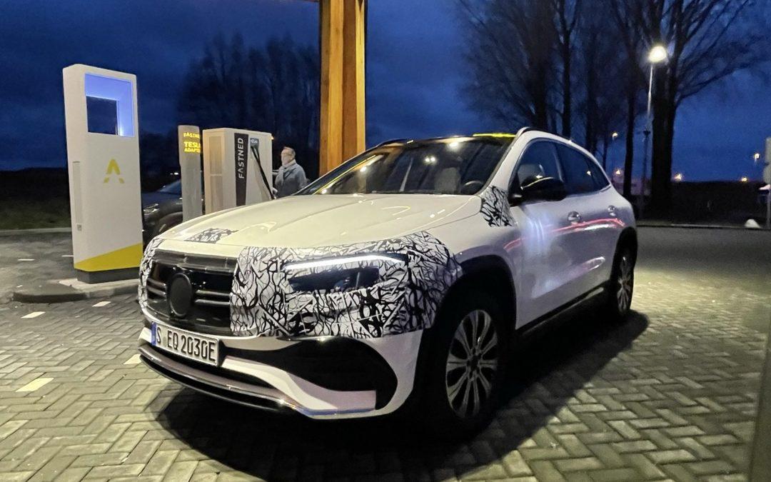 Mercedes EQA 250 preview – compacte elektrische SUV – Autoblog.nl