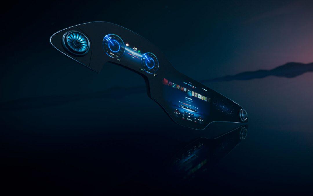 Dit gigantische 'Hyperscreen' zit straks in de Mercedes EQS – Autoblog.nl