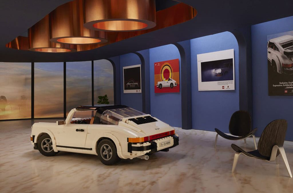 Nieuwste LEGO Porsche 911 is lekker nostalgisch – Autoblog.nl